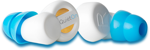 Quieton Dental active noise cancelling earbuds